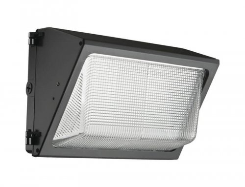 Commercial LED Parking Lot Lights Outdoor Wall Mounted