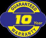 Lightide 10 years warranty for led lighting