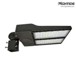 Lightide DLC LED Parking Lot Lights