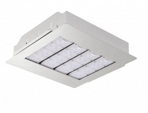 Gas Station Canopy Lights Recessed CREE LED