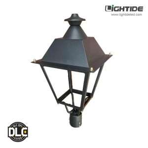 50W-DLC-LED-Post-Top-Area-Lights