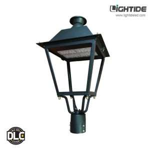 80W-DLC-LED-Post-Top-Area-Lights