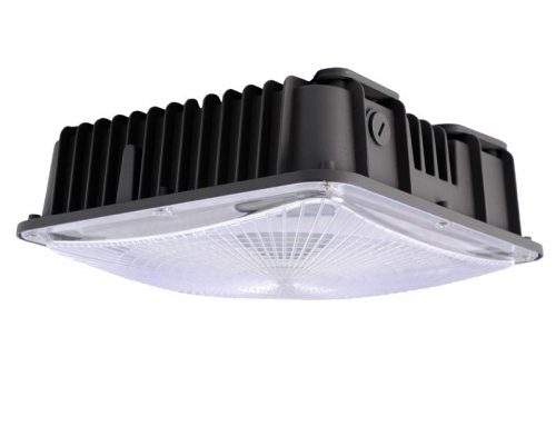 LED Outdoor Garage Lights | Canopy Lights 40W~120W