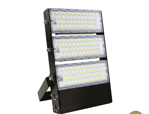 Outdoor LED Flood Lights Rotatable Luminaires