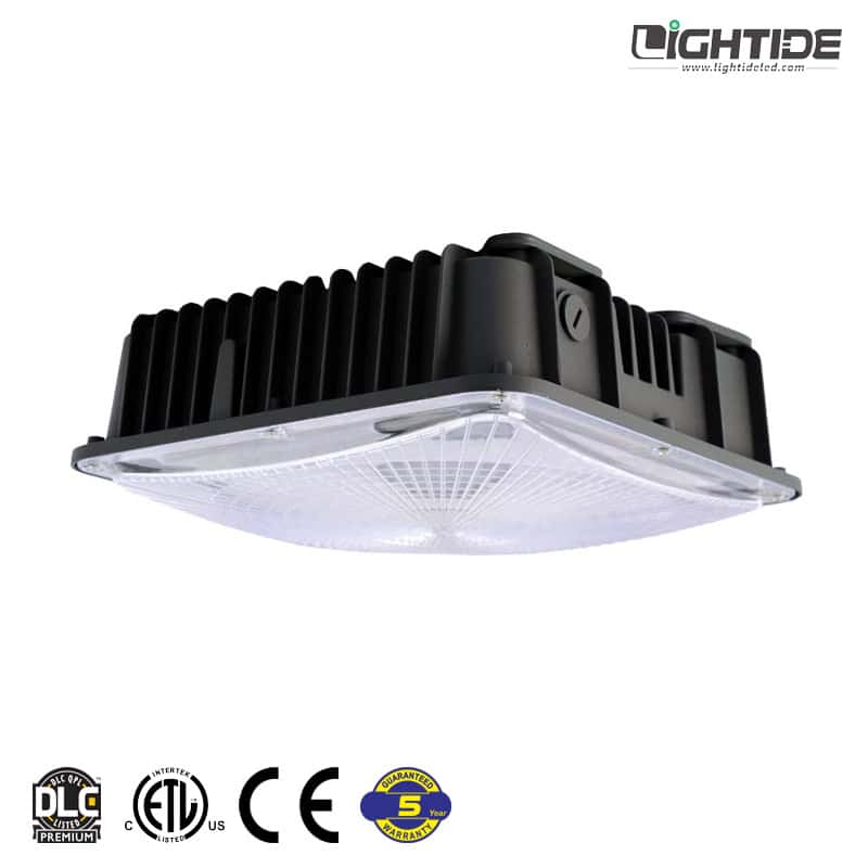 Lightide-DLC-Premium-ETL_CE-LED-Canopy-Lights_garage-lights