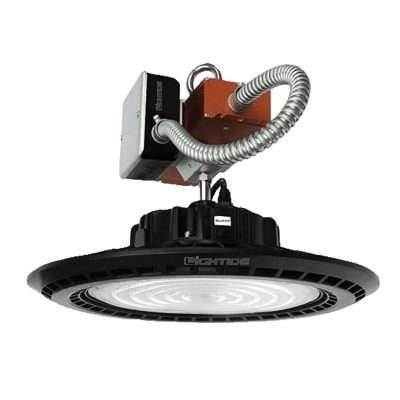 led-high-bay-emergency lights
