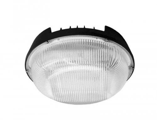 Exterior Canopy Lighting | Round LED Garage Lighting