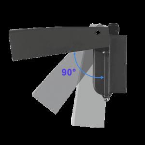 Lightide-rotatable design