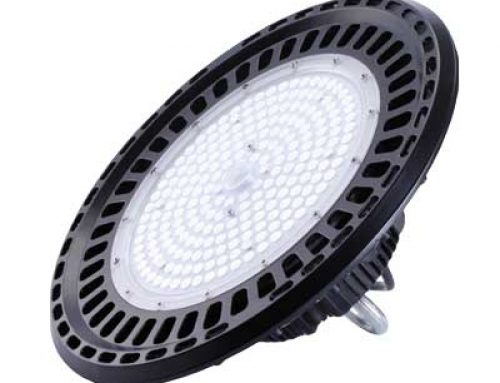 LED Warehouse Lighting UFO High Bay Lights 100W