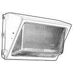 dlc QPL outdoor led lighting_ led wall packs