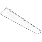 emergency backup led vapor tight lights