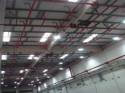 led high-bay lighting-usage-1