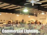 commercial led lighting for high bay lights