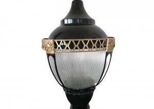 Lightide-Acorn-Post-top-led-light-