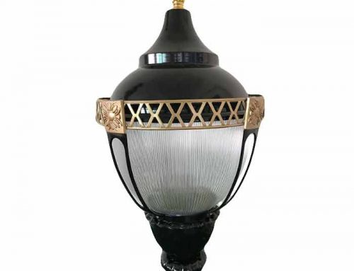 LED Post Top light Acorn Style (LT-SP04 series )