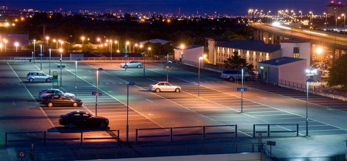 Outdoor Led Parking Lot Lights Guide Lightide