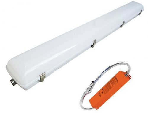 4′ Linear High Bay Emergency Light LED Vapor-tight 50W