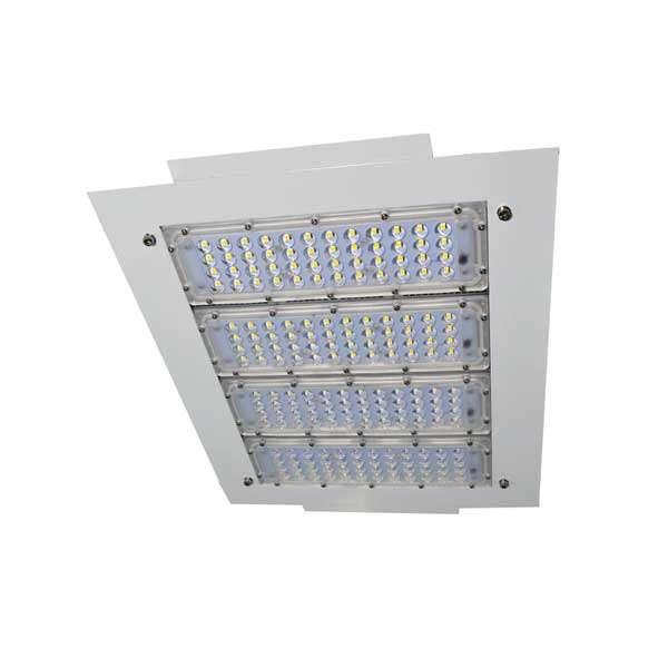 Lightide-outside recessed emergency garage lights led canopy 180w