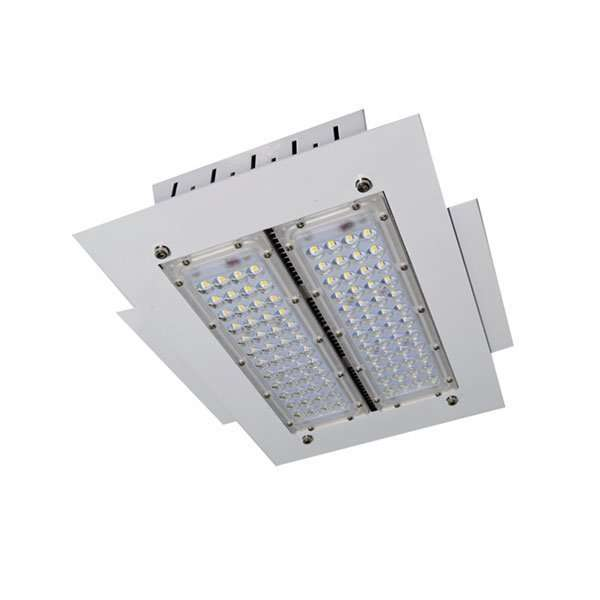 Lightide-60W_100W-recessed-led-canopy-lights for gas station canopy lights
