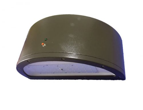 LED Wall Pack With Battery Backup Radius 30W-100W