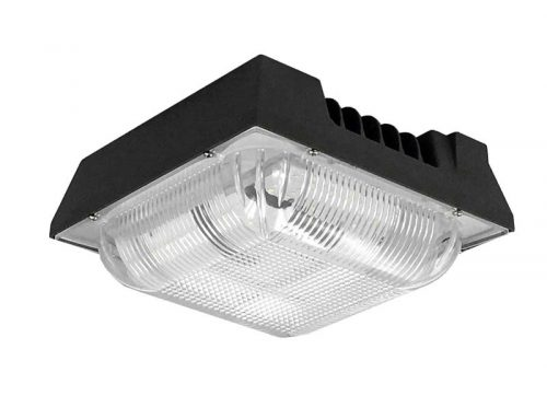 LED Canopy Light Fixtures Vandal-proof 50W~120W