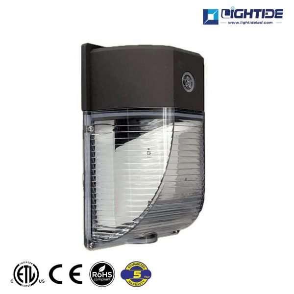 Lightide Dust- -Dawn DLC_ETL LED Mini Wall Pack Security lights