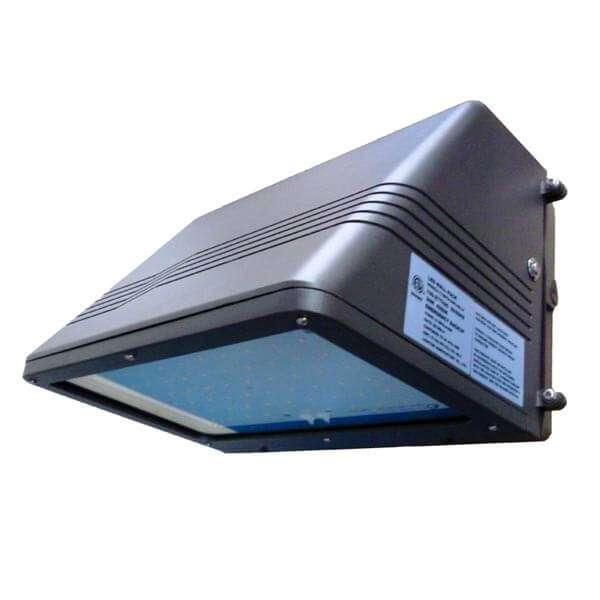 Emergency wall pack led security-lights