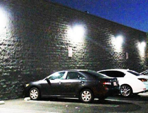 DLC QPL Wall Pack LED Lights Updated to 140 lm/watt