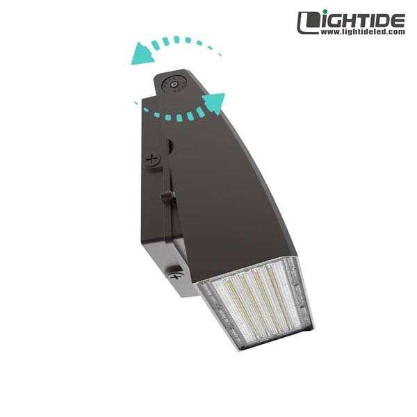 Lightide-120w-Rotatable-led-wall-pack-light