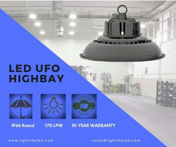 Lightide DLC QPL street light post top led fixtures