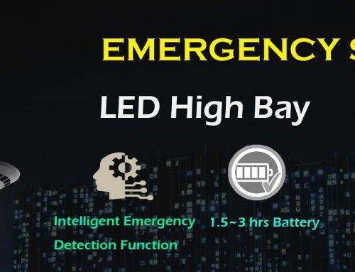 Power Failure Emergency Light LED Battery-5 Key Features