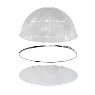 PMMA-reflector-of-white-led-high-bay-shop light