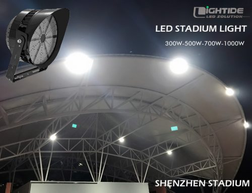 1000W Stadium Lights for Shenzhen Arena & Stadium