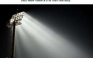 Lightide CREE Outdoor LED Football Stadium Flood Light Fixtures 300W-1500W