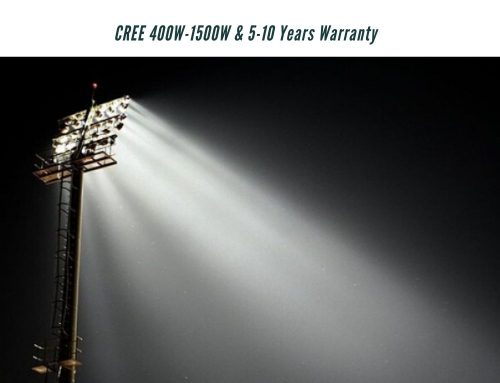 Stadium Floodlights Outdoor Sport Lighting CREE 400W-1500W