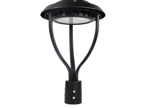 LED Post Top Fixtures | Outdoor Lamp Post Top 100W_150W