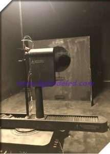 Distributor photometer test for led lighting