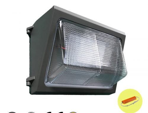 Battery Powered Wall Lights | Outdoor LED Wall Pack Floodlights